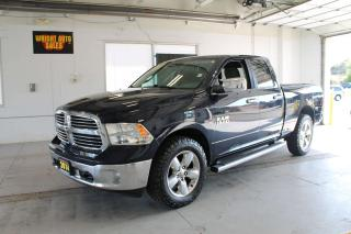 Used 2014 RAM 1500 BIG Horn|4WD|BACKUP CAMERA|DIESEL|115,195 KM for sale in Cambridge, ON
