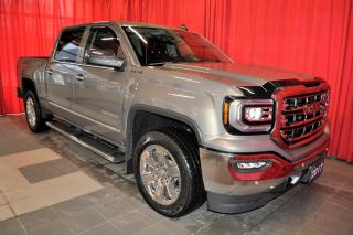 Used 2017 GMC Sierra 1500 SLT | Crew Cab | Navigation | One Owner for sale in Listowel, ON