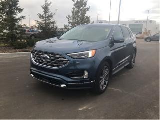 Used 2019 Ford Edge TITAN for sale in Fort Saskatchewan, AB