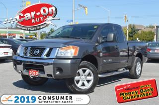 Used 2012 Nissan Titan SV 5.6L V8 4X4 FULL PWR GRP A/C BLUETOOTH LOADED for sale in Ottawa, ON