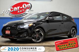 Used 2019 Hyundai Veloster TURBO SUNROOF APPLE CARPLAY REAR CAM HTD SEATS NAV for sale in Ottawa, ON