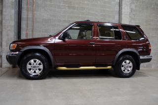 Used 1998 Nissan Pathfinder SE 4WD for sale in Vancouver, BC