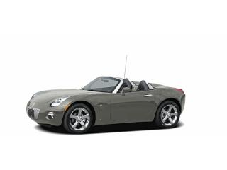 Used 2007 Pontiac Solstice WOW  COST EFFECTIVE CONVERTIBLE for sale in Ottawa, ON