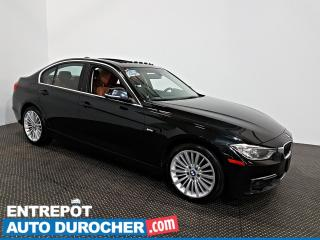 Used 2013 BMW 3 Series AWD  TOIT OUVRANT - Automatique - A/C - Cuir for sale in Laval, QC