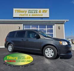 Used 2011 Dodge Grand Caravan SXT for sale in Tilbury, ON