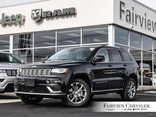New 2020 Jeep Grand Cherokee Summit for sale in Burlington, ON