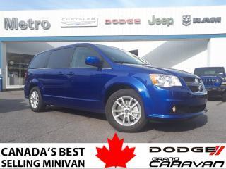 Used 2019 Dodge Grand Caravan SXT Premium Plus for sale in Ottawa, ON