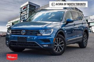 Used 2018 Volkswagen Tiguan Comfortline 2.0T 8sp at w/Tip 4M for sale in Thornhill, ON