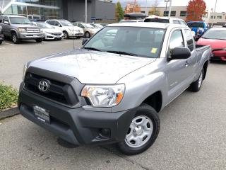 Used 2015 Toyota Tacoma Base for sale in North Vancouver, BC