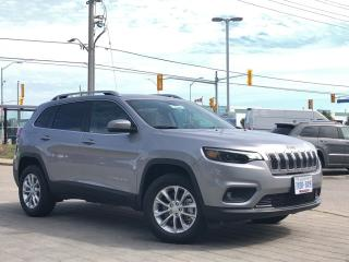 Used 2019 Jeep Cherokee North for sale in Mississauga, ON