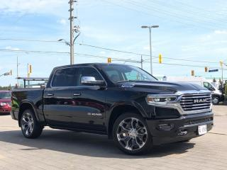 Used 2019 RAM 1500 LARAMIE LONGHORN for sale in Mississauga, ON