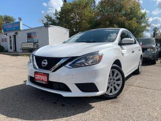 Used 2019 Nissan Sentra SV|ACCIDENT FREE|ONE ONWER|BACKUP CAM|CARPLAY| for sale in Brampton, ON