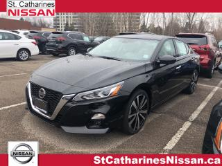 New 2020 Nissan Altima Sedan 2.5 Platinum CVT for sale in St. Catharines, ON
