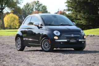 Used 2012 Fiat 500 1-OWNER MANUAL|SPORT|2-TONE INTERIOR|BY APPOINTMENT for sale in Newmarket, ON