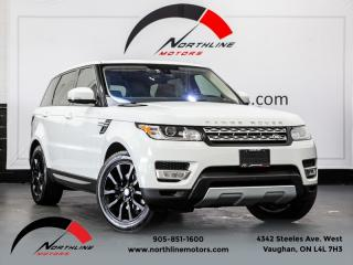 Used 2016 Land Rover Range Rover Sport Td6 HSE|Navigation|Heads Up Disp|Driver Assist|Soft Close for sale in Vaughan, ON