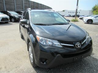 Used 2015 Toyota RAV4 AWD 4dr LE for sale in Toronto, ON