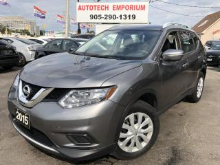 Used 2015 Nissan Rogue S AWD Backup Camera/Bluetooth/All Power&GPS* for sale in Mississauga, ON