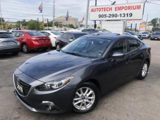Used 2015 Mazda MAZDA3 GS Convenience Sunroof Pkg Navigation/Htd Seats/Camera for sale in Mississauga, ON