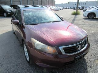Used 2008 Honda Accord 4dr I4 Auto EX for sale in Toronto, ON