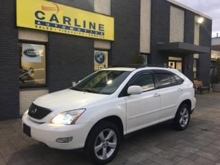 Used 2007 Lexus RX 350 4WD 4DR for sale in Nobleton, ON