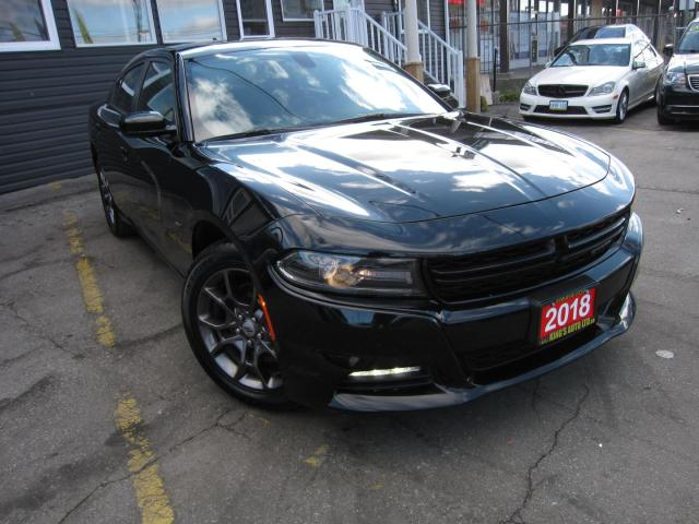 2018 Dodge Charger GT Moon Roof, Heated Seats, Navigation, Back-Up Camera