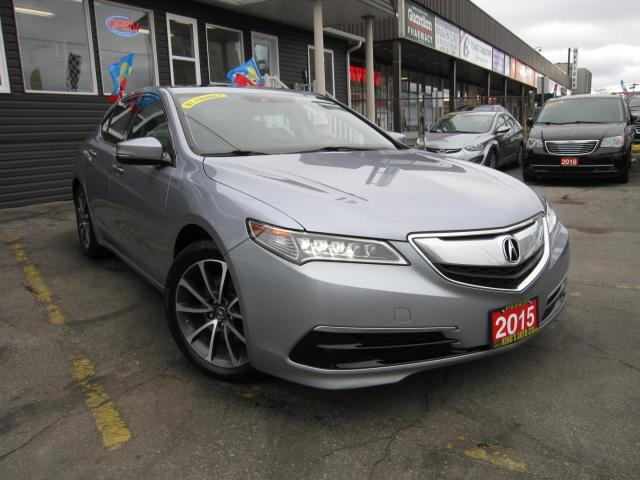 2015 Acura TLX NO ACCIDENTS! Technology Package, AWD, NAVI, B-CAM, SUNROOF NO ACCIDENTS!!  4WD/AWD, NAVIGATION, BACK UP CAMERA, MOON ROOF, LEATHER INTERIOR, HEATED SEATS,