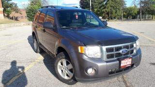 Used 2010 Ford Escape FWD 4DR V6 AUTO XLT for sale in Mississauga, ON