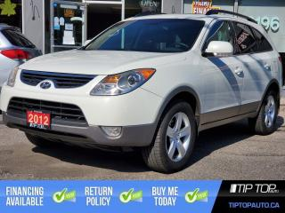Used 2012 Hyundai Veracruz GL AWD ** 7 Passenger, Bluetooth, Leather ** for sale in Bowmanville, ON