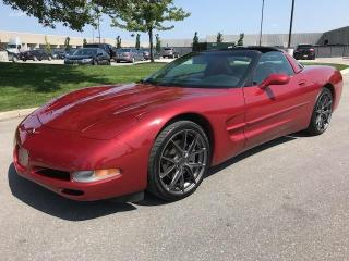 Used 1998 Chevrolet Corvette 2dr Cpe for sale in Vaughan, ON