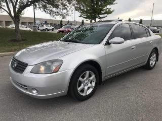 Used 2005 Nissan Altima 4dr Sdn I4 2.5 for sale in Vaughan, ON