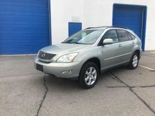 Used 2007 Lexus RX 350 4WD 4DR for sale in Vaughan, ON