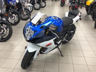 Used 2012 Suzuki GSX-R750L2 for sale in Mississauga, ON