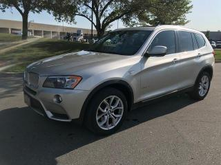 Used 2013 BMW X3 AWD 4dr 28i for sale in Vaughan, ON