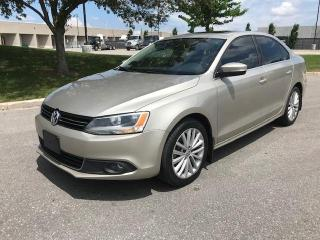 Used 2012 Volkswagen Jetta Sedan 4dr 2.5L Auto Highline for sale in Vaughan, ON