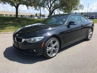 Used 2014 BMW 4 Series 2DR CPE 428I XDRIVE AWD for sale in Vaughan, ON