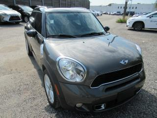Used 2011 MINI Cooper Countryman FWD 4dr S for sale in Toronto, ON