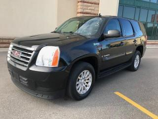 Used 2008 GMC Yukon 4WD 4dr Hybrid SLT for sale in Vaughan, ON