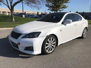 Used 2008 Lexus IS 350 4DR SDN for sale in Vaughan, ON
