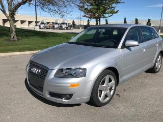 Used 2006 Audi A3 4dr HB 2.0T for sale in Vaughan, ON