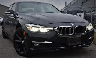 Used 2016 BMW 3 Series 328i xDrive FULLY LOADED |PUSH START|HEATED SEATS|SUNROOF for sale in Brampton, ON