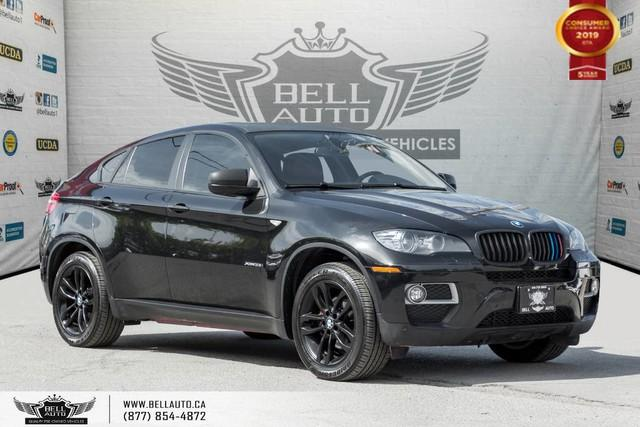 2014 BMW X6 xDrive35i, AWD, NAVI, BACK-UP CAM, SENSORS, SUNROOF