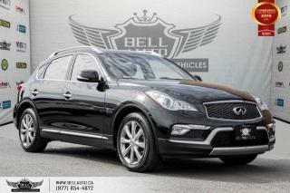 Used 2016 Infiniti QX50 AWD, BACK-UP CAM, SUNROOF, LEATHER, BLUETOOTH for sale in Toronto, ON