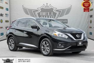 Used 2017 Nissan Murano SL, AWD, NO ACCIDENT, NAVI, 360 CAM, BLIND SPOT for sale in Toronto, ON