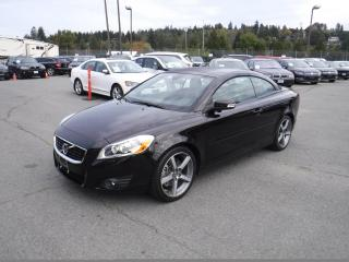 Used 2012 Volvo C70 T5 Convertible Hard Top for sale in Burnaby, BC