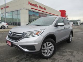 Used 2015 Honda CR-V SE | HEATED SEATS | REVERSE CAM for sale in Brampton, ON