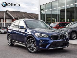 Used 2016 BMW X1 xDrive28i for sale in Ottawa, ON