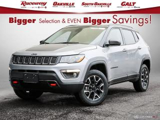 New 2020 Jeep Compass Trailhawk for sale in Etobicoke, ON