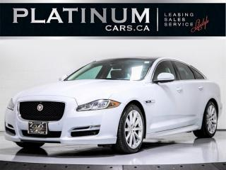 Used 2016 Jaguar XJ R-Sport AWD, NAVI, Comfort PKG, MASSAGE, Meridian for sale in Toronto, ON