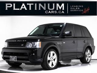 Used 2010 Land Rover Range Rover Sport SUPERCHARGED V8, NAV, SUNROOF, HARMON/KARDON AUDIO for sale in Toronto, ON