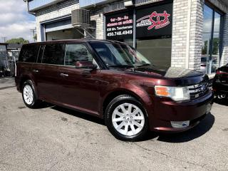Used 2009 Ford Flex 4 portes SEL 7 Passagers Toit Panoramiqu for sale in Longueuil, QC